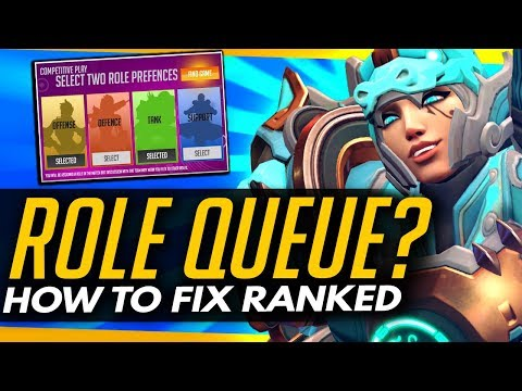 Overwatch   Role Queue's Biggest FLAW + How To Fix Matchmaking