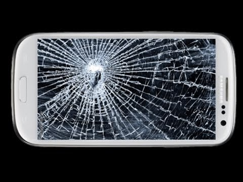 EASIEST Galaxy S3 Screen Replacement - DIY Repair Fix LCD Glass Quick and Easy