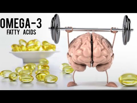 Omega 3 Fatty Acids May Help Prevent or Slow ALS