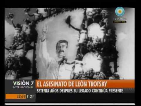 V7Inter: El asesinato de León Trotsky