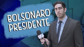 Bolsonaro Presidente - DESCONFINADOS