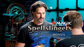 Gag Reel! Day[9] vs. Joe Manganiello | Magic: The Gathering: Spellslingers