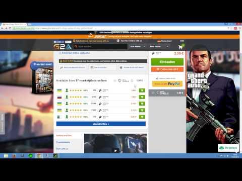 Steam/Origin Spiele günstig kaufen!