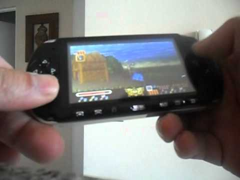 Celular tipo PSP Game WIFI TV Doble Chip en Chile