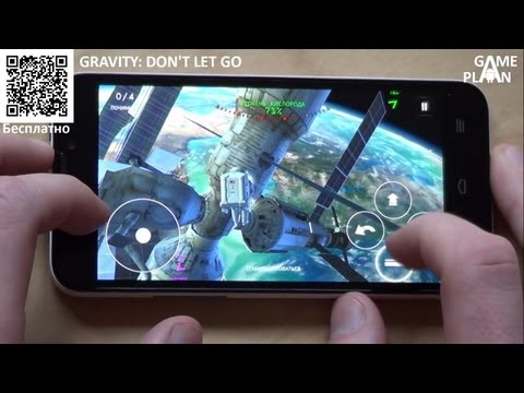 Review gravity don t let go game plan