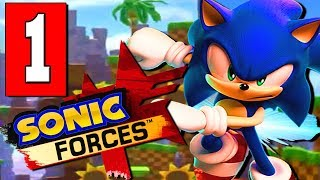 download lagu Sonic Forces Gameplay Walkthrough Part 1 Full Game Lets gratis