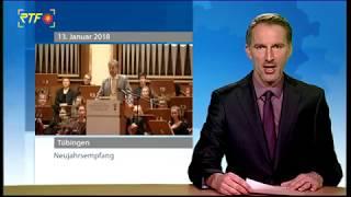 RTF.1-Nachrichten: Neujahrsempfang der Stadt Tübingen