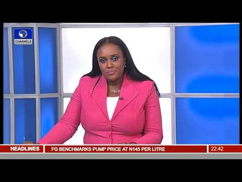 News@10: Nigeria's Oil Production Output Nears 22-year Low 11/05/16 Pt.3