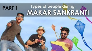 Types of people during MAKAR SANKRANTI  Part 1  Funchod Entertainment  Funcho  FC