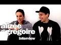 Alizée & Grégoire Lyonnet - Interview live Facebook - 1er février 2017 mp3 indir