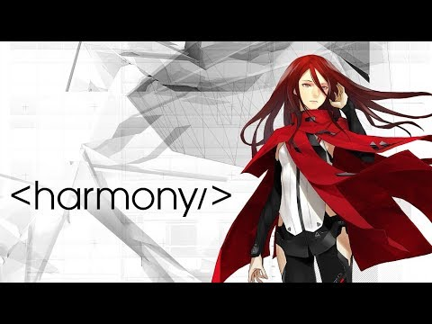 Unboxing ~ Project Itoh  Harmony - Steelbook Edition DVD/Bluray ~ Kaze Anime (German)