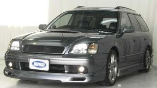 2000 Subaru Legacy Touring wagon GT-B (Sold out on Dec. 19th, 2014)