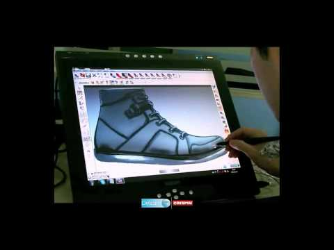 Delcam CRISPIN Shoemaker Demo