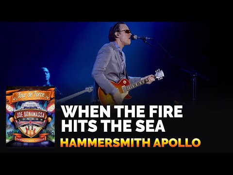 Joe Bonamassa - When The Fire Hits The Sea