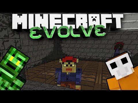 DIE ZERGENQUETSCHE! - Minecraft Evolve Ep.128 feat SibstLP - auf gamiano.de