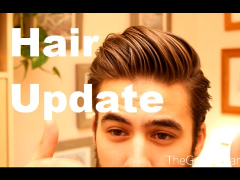 Mens Long Hairstyles 2015 | Hair Update | Morris Motley Review