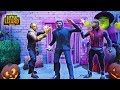 DRIFT AND RAPTOR'S TRICK OR TREAT PRANK! *SEASON 6* - FORTNITE SHORT FILMS