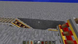 Minecraft Tutorial - Estação de Minecart Automática