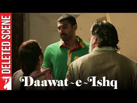 Kya Chahiye Tujhe? - Deleted Scene - Daawat-e-Ishq