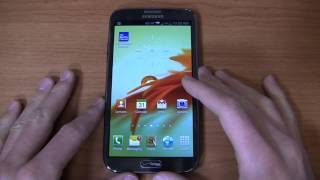 Samsung Galaxy Note II Snapshot Review