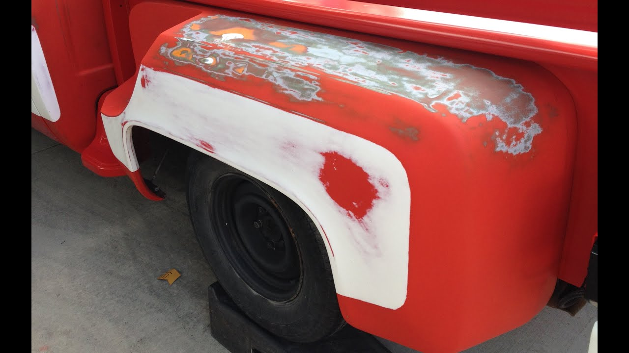 Remove Spray Paint From Car Body