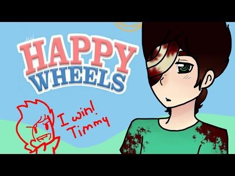 HAPPY WHEELS: LOCURAS RANDOM
