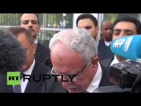 Netherlands: Palestine submits evidence to ICC over Israeli war crimes