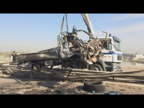 Suicide bomb attack: Nine killed in Baghdad, Iraq