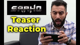 #Saaho Film Teaser Funny Reaction