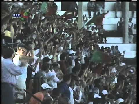 1999 (August 17) Portugal 2-Norway 0 (Under-21 Friendly)
