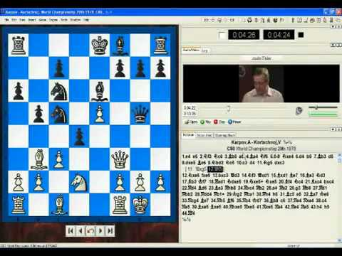 Chess for Scoundrels    A Course in Chess Psycholgy in a Fritz Trainer by GM Nigels Davies.avi