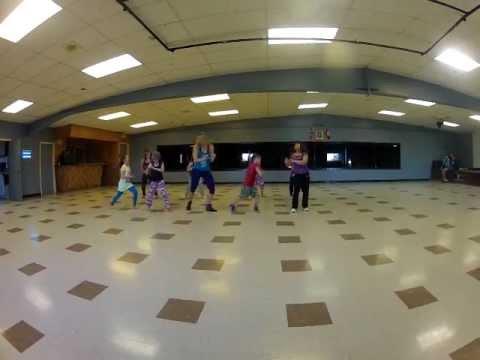 Wow Girls Zumba -shut Up And Dance video