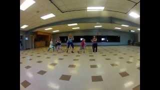 Wow Girls Zumba -Shut Up and Dance