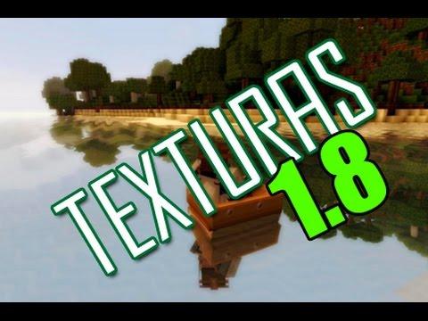 Descargar Pack de 5 texturas para Minecraft 1.8 y 1.8.1   En español! [2014]