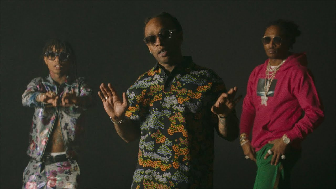 Ty Dolla $ign - Don't Judge Me ft. Future & Swae Lee [Music Video]