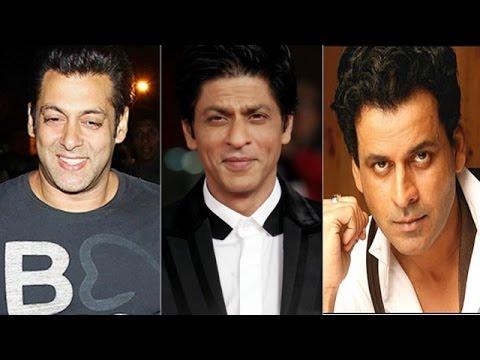 Bollywood News in 1 minute - 13102014 - Salman Khan, Shahrukh Khan, Manoj Bajpai