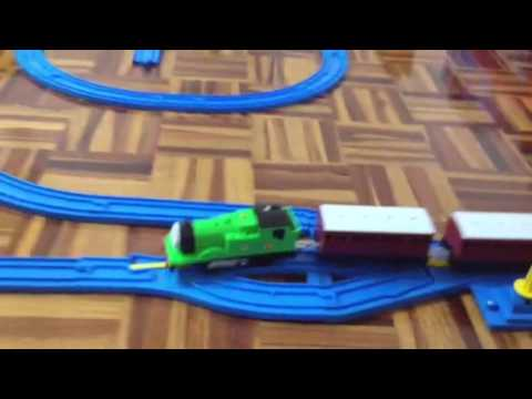 Thomas train (รถไฟโทมัส)