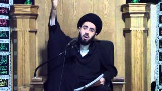 08 Islam and the World of Sports- Sayed Hossein al Qazwini- Muharram 2014- Night 8