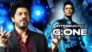 Shahrukh Khan Confirms RaOne Sequel To Be Called G