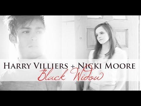 ► Harry Villiers + Nicki Moore | Black Widow
