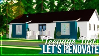 The Sims 2 | Let's Renovate - Teenage Turf - Maxis Makeover