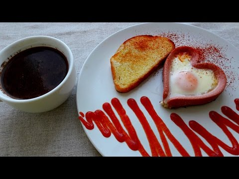 Вкусный завтрак. Завтрак в постель. Сделайте свое утро добрым.