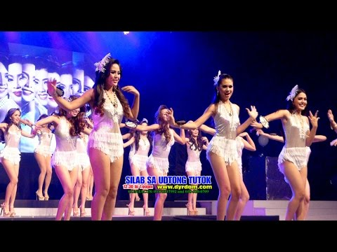 Miss Bohol 2015 Part  1 - Cover Oh Cecilia  - The Vamps