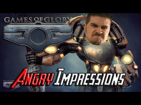 Games of Glory - Angry Impressions [Early Access]