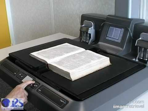 CopiBook Book Scanner by i2S