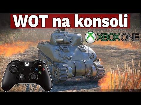 WOT na konsoli - Xbox One - M48A1 Patton :)