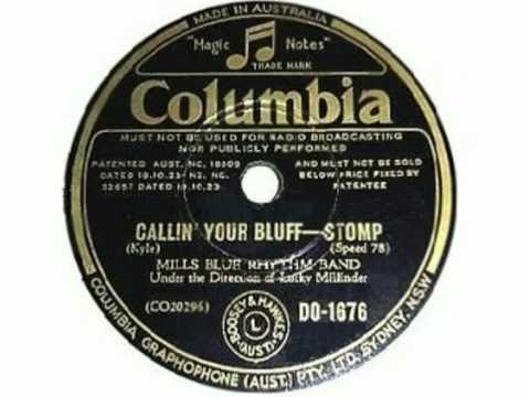 Henry Red Allen 1936 Mills Blue Rhythm Band + JC Higginbotham - Shoe Shine Boy