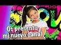 Os Presento MI NUEVO CANAL Coreografías Baile Retos Challenge mp3