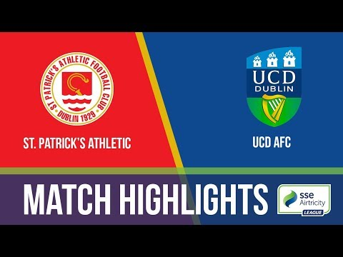 GW31: St. Patrick's Athletic 0-0 UCD