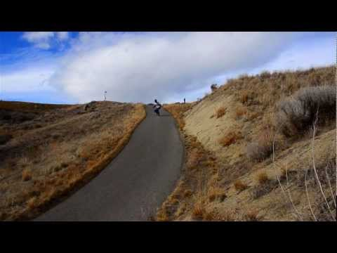 Kamloops Longboarding Club Shreds Tobiano!